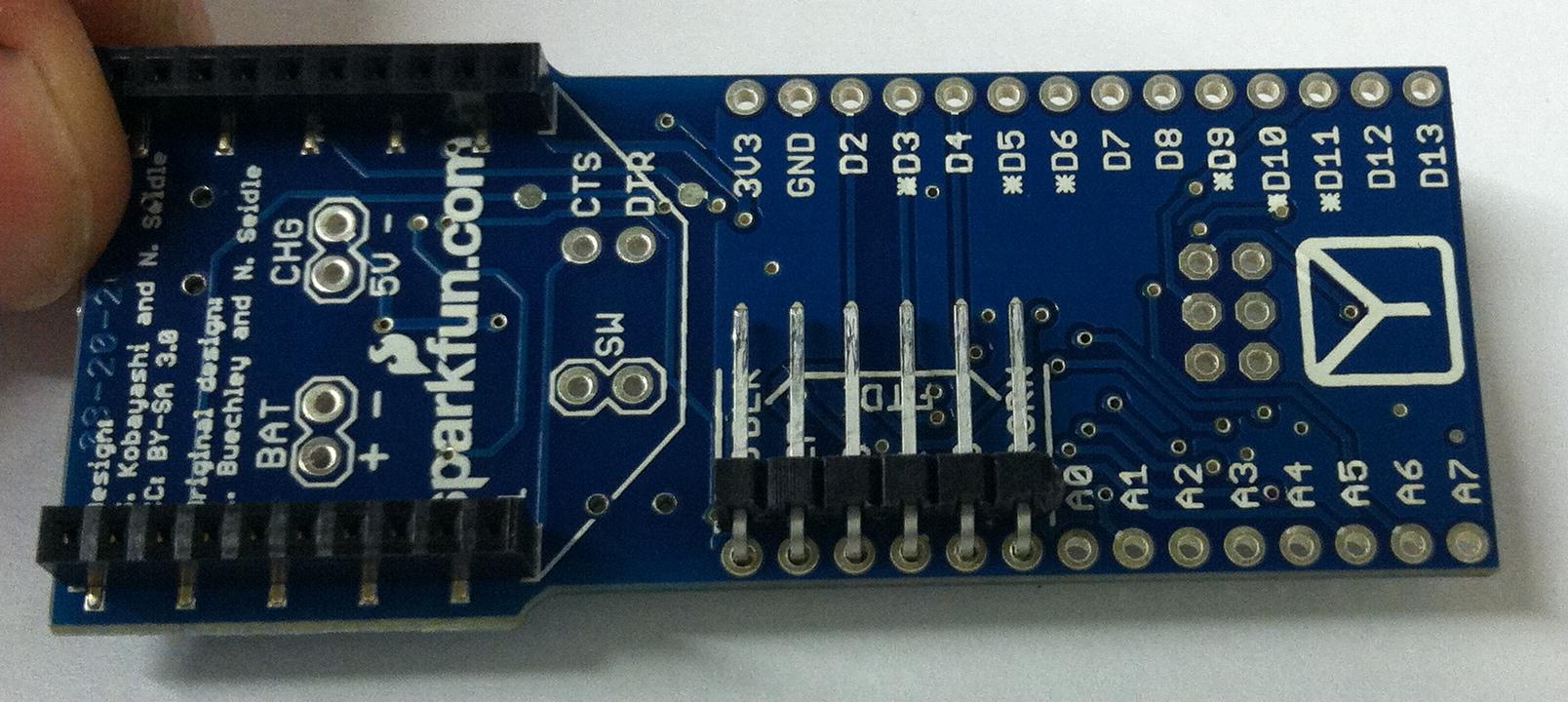 Arduino FIO Tutorial   DXARTS   University of Washington