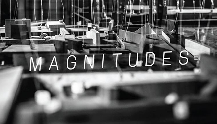 Magnitudes, sound art exhibition | New York, Art345 Gallery