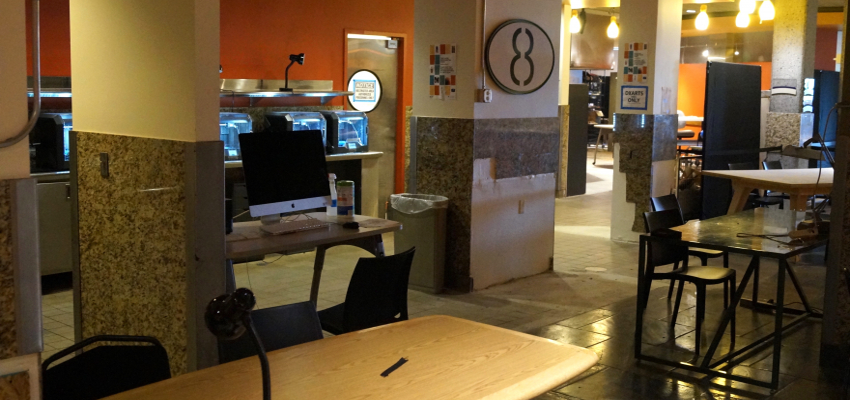 DXARTS FabLab: Digital Fabrication