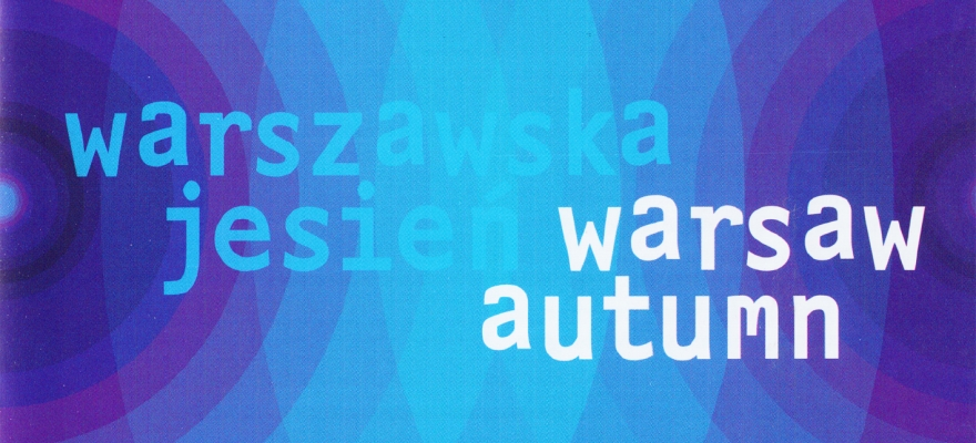 Sound Chronicle of the Warsaw Autumn 2009