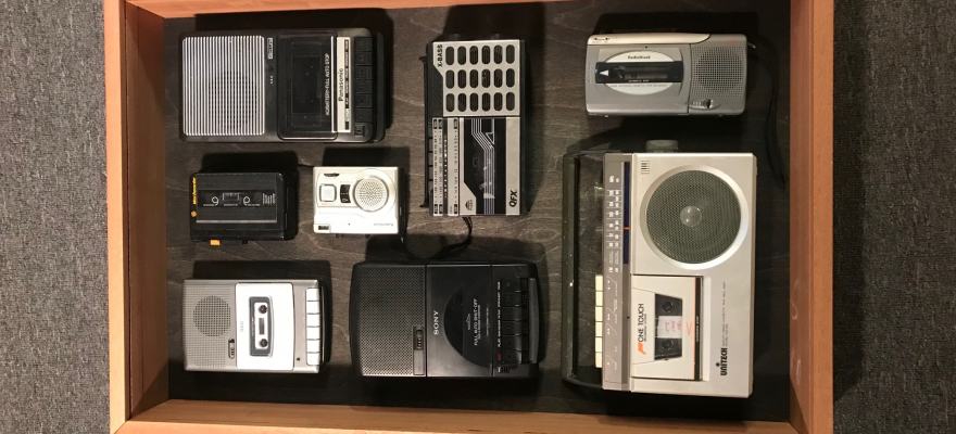 Seattle Tape Player Array