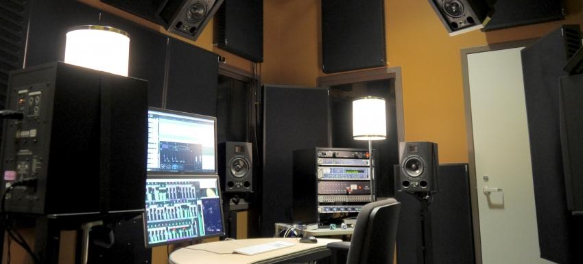 Room 113 Sound Lab