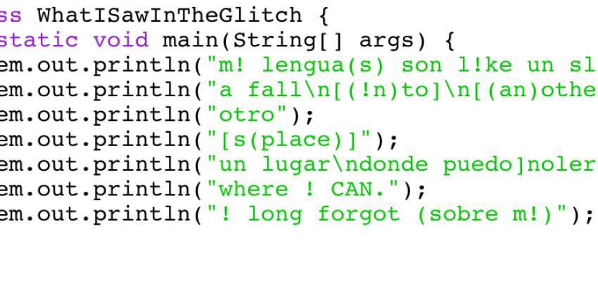 Java en español.