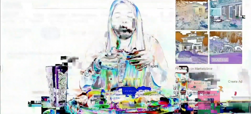 """Prosumer"" Still #4 from Video - RM TNKRT"