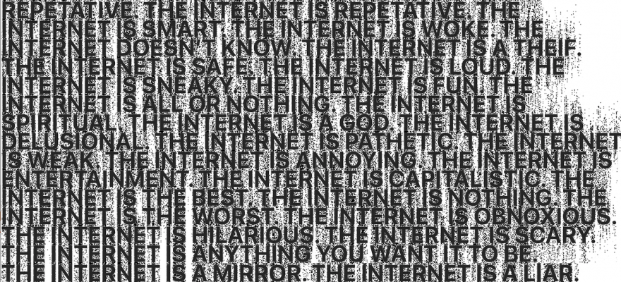 The Internet Is - POEM