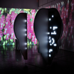 Polaris, a multimedia installation and performance by Chanee Choi