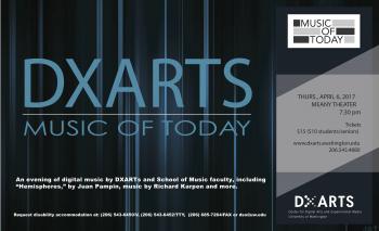 2017 DXARTS Spring Concert