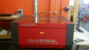 Universal Laser ILS9.150 Laser Cutter