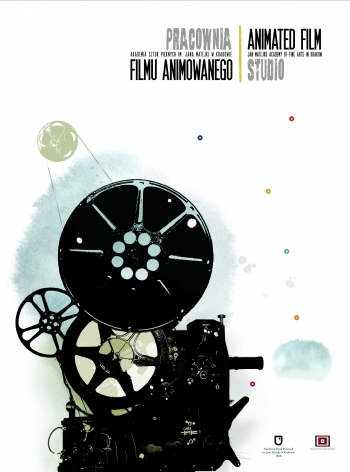 Animated Film Studio, Academy of Fine Arts in Kraków, 2013 [DVD]