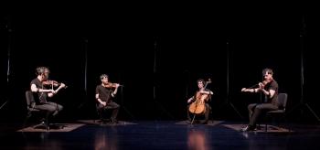 Human Subjects, JACK Quartet