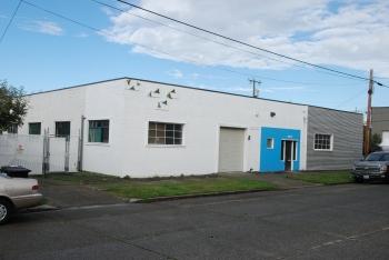 Ballard Fab Lab front view