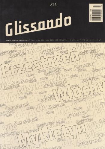Glissando 16 (2010)