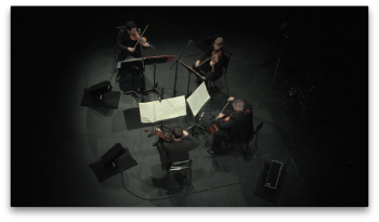 Interstices by Juan Pampin, JACK Quartet
