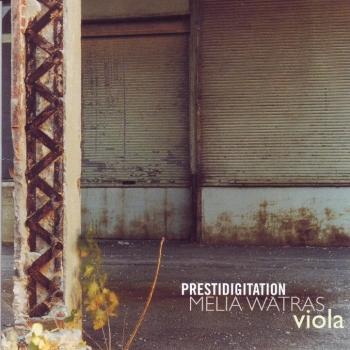 Melia Watras: Prestidigitation
