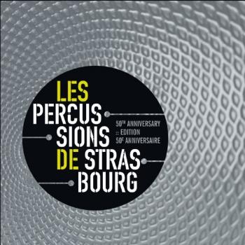 Les Percussions de Strasbourg 50th Anniversary CD Box