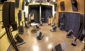 DXARTS 3D Sound Lab