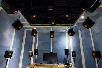 ATK at Notam studios, Oslo, Norway | 1 - 5 October 2018