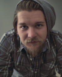 Adam Hogan (portrait)