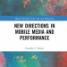 """Camille C. Baker, """"New Directions in Mobile Media and Performance"""", Routledge, 2019."""