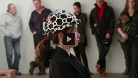 Vimeo link to Illusion - opening performance at gallery 4culture. Video Credit: Jin Park.