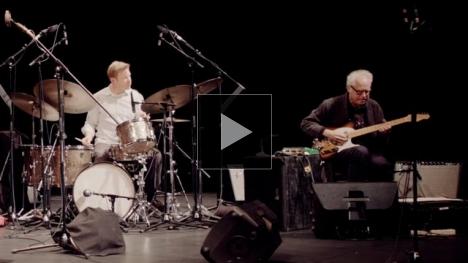 Vimeo link to Indigo Mist with Bill Frisell: