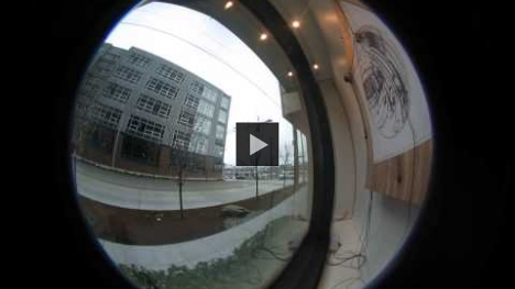 YouTube link to Convex Mirror: Drawing 4