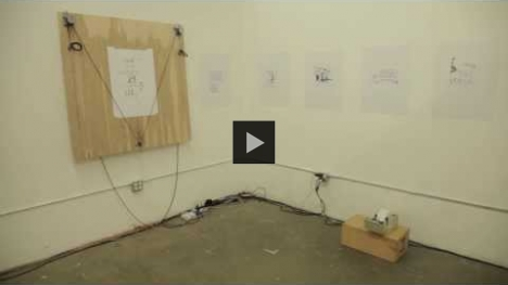YouTube link to Searle's Room (video documentation)
