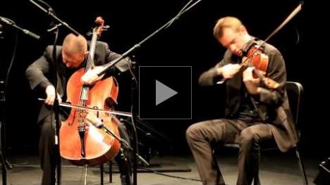 YouTube link to Aperture II, by Richard Karpen, JACK Quartet