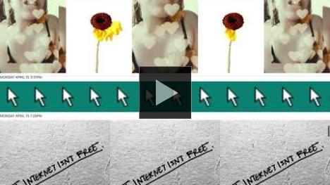 YouTube link to i am not a robot (web scroll) - rm tnkrt